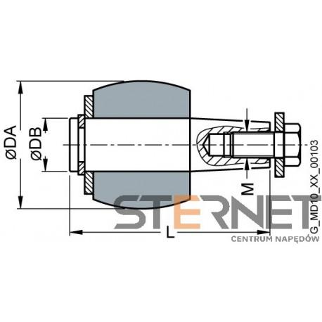 Wkładka RUPEX, rozmiar: 710, typ: baryłki - zestaw 14szt.