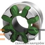 Wkładka N-BIPEX Rozmiar:38 Typ:pierścień kształtowy ZIELONY 95 ShoreA [Odpowiednik:Wkładka typu ROTEX 38 FIOLETOWA 98 ShoreA]