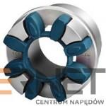 Wkładka N-BIPEX Rozmiar:55 Typ:pierścień kształtowy NIEBIESKI 64 ShoreD [Odpowiednik:Wkładka typu ROTEX 55 ZIELONA 64 ShoreD]