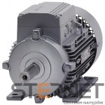 Silnik trójfaz. Siemens: 0,37kW, 1370obr/min, 230/400V (Δ/Y), Łapowy (IMB3), Kl. izol. F, IP55, Wlk. mech: 71M