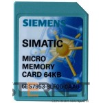 SIMATIC S7, MEMORY CARD, 5V FLASH-EPROM, 64 KBYTE