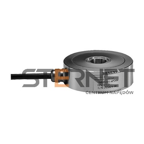 SIWAREX R LOAD CELL SERIES RN - RATED LOAD 10 T - 5 M CONNECTING CABLE - 5 +/- 0.1 M CONNECTING CABLE - MAX. 3000 SCALING INTERVALS FOR USE WITH CLASS 3 COMMERCIAL SCALES