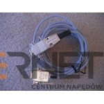 COMBI CABLE FOR THE FIRMWARE BOOT FUNCTION A. DRIVEMONITOR (RS 232 C) LENGTH 3 M