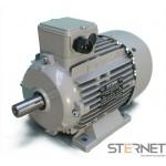 SILNIK ELEKTRYCZNY 3-fazowy, marki STARK, Moc 1,5kW, 2900obr/min, 230VD/400VY, wykonanie B3, Wielkość mech. 90, Sprawność IE2