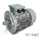 SILNIK ELEKTRYCZNY 3-fazowy, marki STARK, Moc 3kW, 1480obr/min, 230VD/400VY, wykonanie B5, Wielkość mech. 100, Sprawność IE2