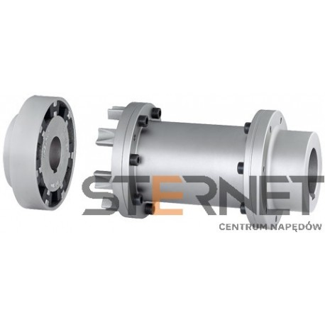 Sprzęgło N-EUPEX, rozmiar: 180, typ: H, TKN 880Nm