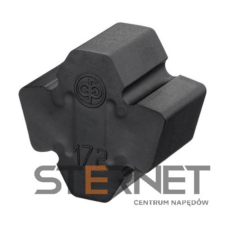 Wkładka N-EUPEX-DS, rozmiar: 118, typ: zestaw 6szt.