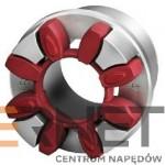 Wkładka N-BIPEX Rozmiar:90 Typ:pierścień kształtowy CZERWONY 92 ShoreA [Odpowiednik:Wkładka typu ROTEX 90 POMARAŃCZOWA 92 ShoreA]