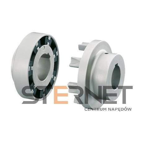 Sprzęgło Siemens - Flender - Typ: N-EUPEX B, - Wielkość: 125, - Moment nominalny: 240Nm - Owiercone: 42mm, 42mm