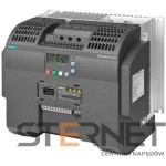 SINAMICS V20 3AC380-480V -15/+10% 47-63HZ RATED POWER 11KW WITH 150% OVERLOAD FOR 60SEC INTEGRATED FILTER C3 I/O-INTERFACE: 4DI, 2DO,2AI,1AO FIELDBUS: USS/ MODBUS RTU WITH INBUILT BOP PROTECTION: IP20/ UL OPEN TYPE SIZE:FSD 240X207X173(HXWXD)