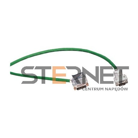 SIMATIC NET,ITP STANDARD CABLE FOR INDUSTRIAL ETHERNET J-02YSCY 2X2X0.64/1.5 PIMF F, 2 X 2-CORE INSTALLATION CABLE F. ON-SITE INSTALLATION NOT PREASSEM.,SOLD BY THE METER MIN. ORDERING LENGTH: 20 M MAX. CONSEIGNMENT: 1000 M