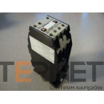 STYCZNIK - CONTACTOR, 3-POLE AC-3, 4KW/400V,SCREW CONNECTION AUXILIARY CONTACTS 11E(1NO+1NC)  AC OPERATION AC 110V 50HZ