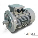 SILNIK ELEKTRYCZNY 3-fazowy, marki STARK, Moc 1,1kW, 2900obr/min, 230VD/400VY, wykonanie B5, Wielkość mech. 80, Sprawność IE2