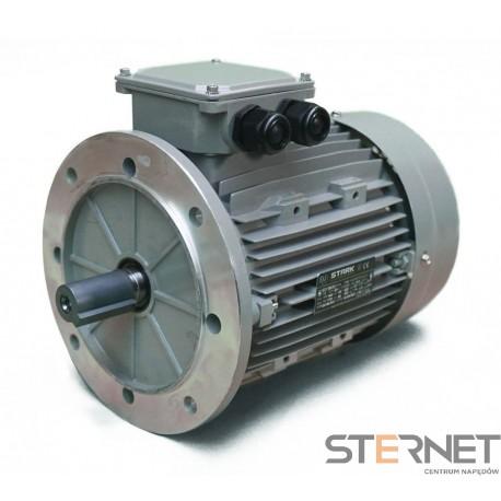 SILNIK ELEKTRYCZNY 3-fazowy, marki STARK, Moc 7,5kW, 2900obr/min, 400VD/690VY, wykonanie B5, Wielkość mech. 132, Sprawność IE2