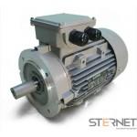 SILNIK ELEKTRYCZNY 3-fazowy, marki STARK, Moc 0,75kW, 2900obr/min, 230VD/400VY, wykonanie B14/big, Wlk. mech. 80, Sprawność IE2
