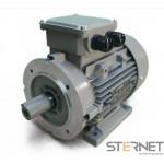 SILNIK ELEKTRYCZNY 3-fazowy, marki STARK, Moc 1,1kW, 2900obr/min, 230VD/400VY, wykonanie B34/big, Wlk. mech. 80, Sprawność IE2