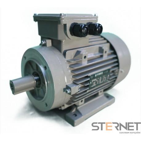 SILNIK ELEKTRYCZNY 3-fazowy, marki STARK, Moc 2,2kW, 2900obr/min, 230VD/400VY, wykonanie B34, Wielkość mech. 90, Sprawność IE2