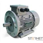 SILNIK ELEKTRYCZNY 3-fazowy, marki STARK, Moc 3kW, 2900obr/min, 230VD/400VY, wykonanie B35, Wielkość mech. 100, Sprawność IE2