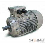 SILNIK ELEKTRYCZNY 3-fazowy, marki STARK, Moc 4kW, 2900obr/min, 400VD/690VY, wykonanie B14, Wielkość mech. 112, Sprawność IE2