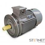 SILNIK ELEKTRYCZNY 3-fazowy, marki STARK, Moc 18,5kW, 2900obr/min, 400VD/690VY, wykonanie B5, Wielkość mech. 160, Sprawność IE2