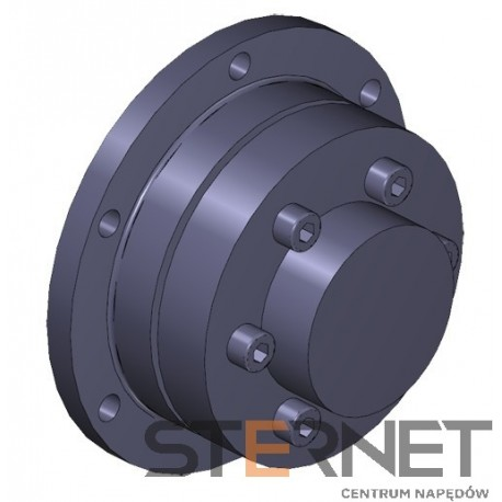 Sprzęgło N-EUPEX, rozmiar: 315, typ: D, TKN 5500Nm