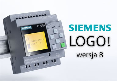 SIEMENS LOGO! wersja 8